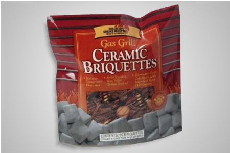 Ceramic briquettes (bag of 60) - Model 133-1092